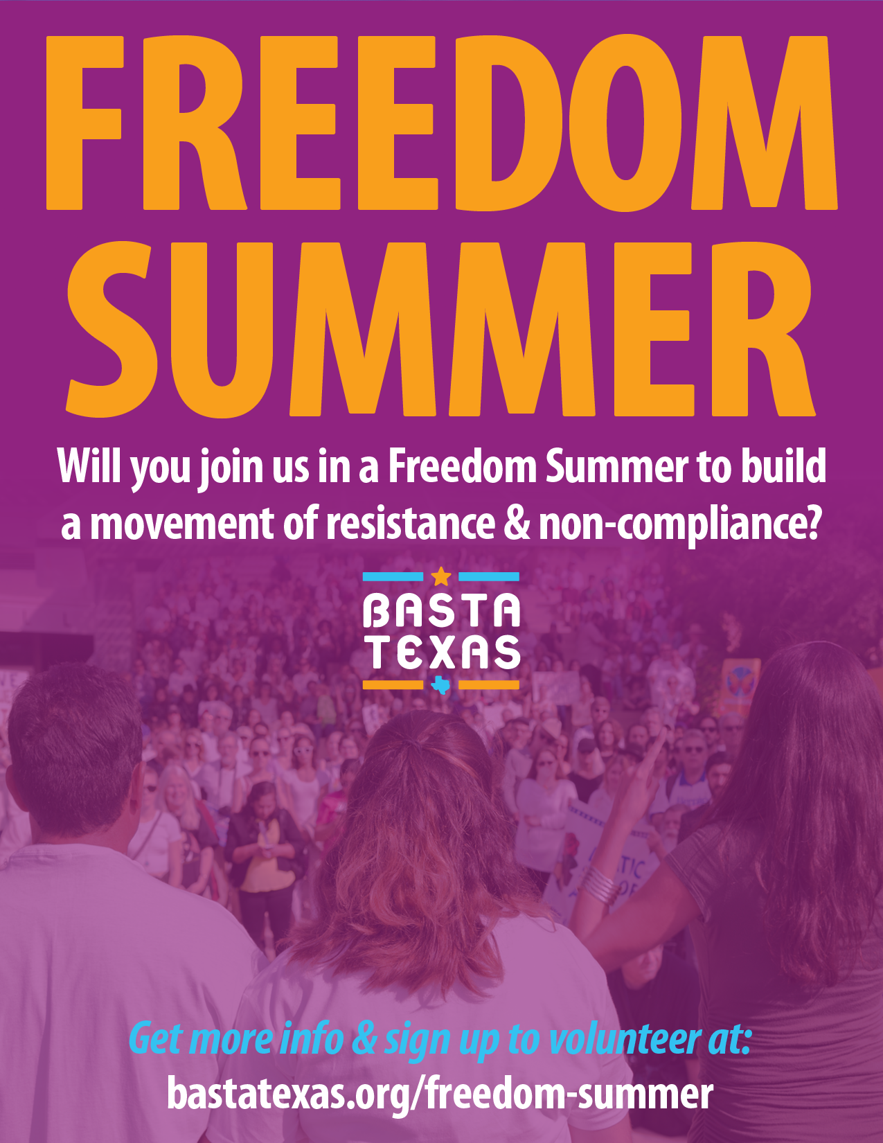 Freedom Summer Flyer