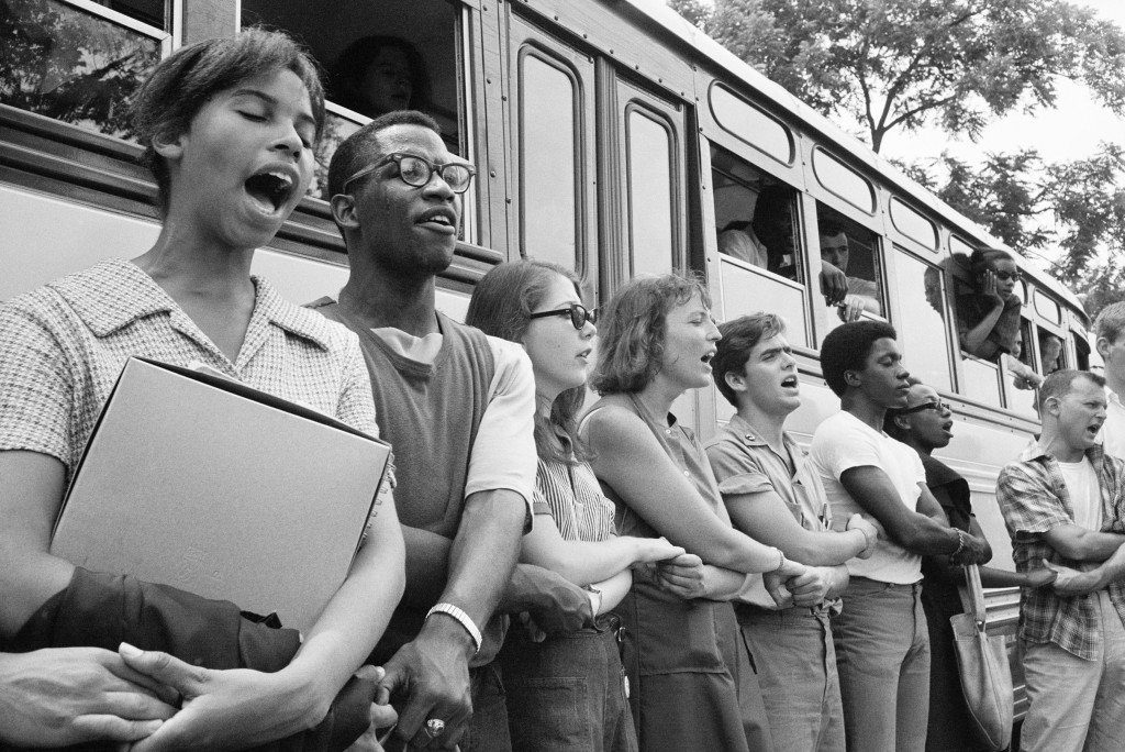 Freedom Summer Volunteers